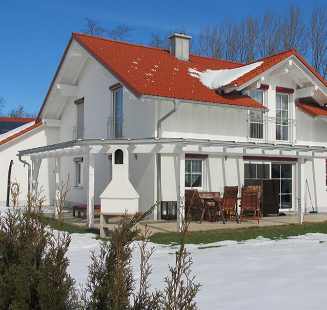 Einfamilienhaus Dietmannsried