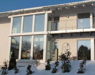 Modernes Einfamilienhaus Schrattenbach
